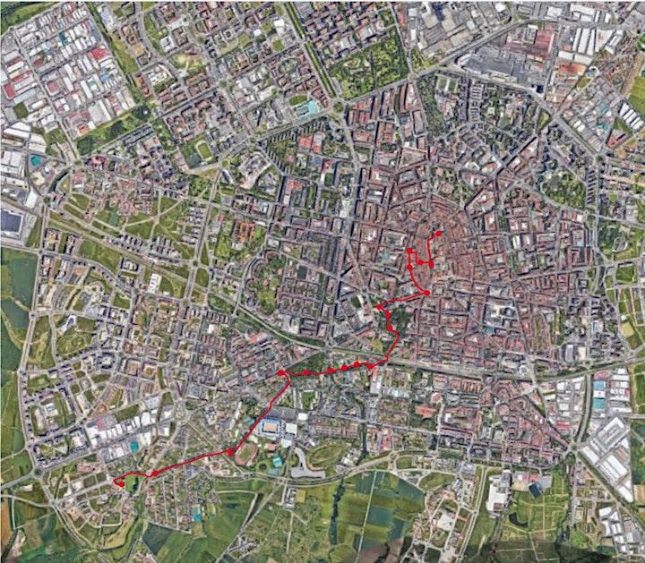 Imagen de hiru hiri | Paseo periurbano Vitoria-Gasteiz en barrena ibilaldia