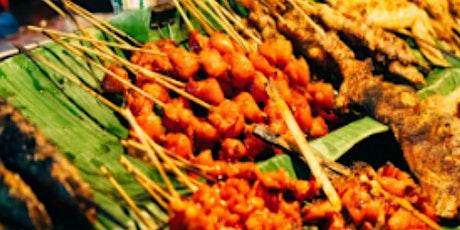 Online Street Foods of the World: Thai Street Food tickets