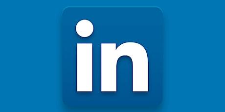 Webinar Emplea: Utiliza Linkedin para que te encuentren. bilhetes