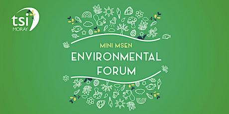 Mini MSEN - Environmental Forum tickets
