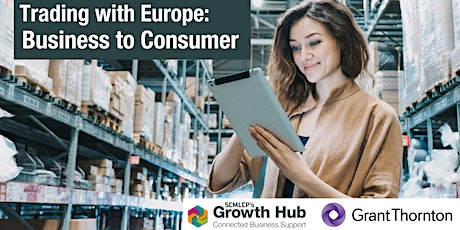 Trading with Europe: Business to Consumer tickets