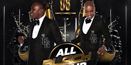 Klass All Black Affair tickets