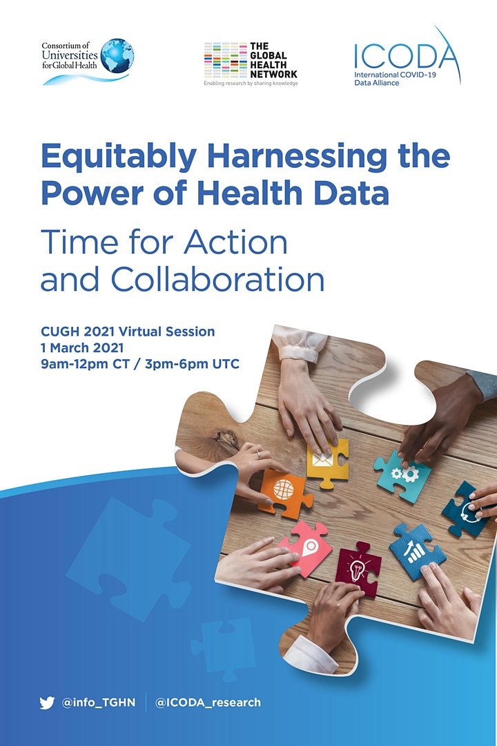 Equitably harnessing the power of health data image
