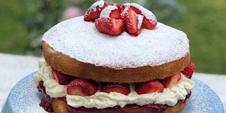 Online *Special Seasonal Class* Strawberry Shortcake tickets