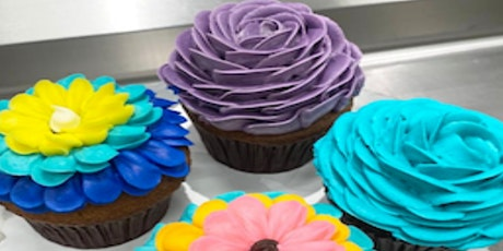 Online Intro to Cupcake Decorating tickets