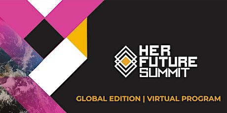 Her Future Summit (Global-Virtual) 2021 tickets