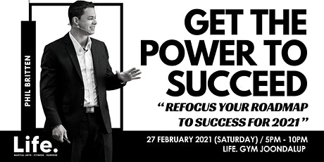 Get the Power To Succeed tickets