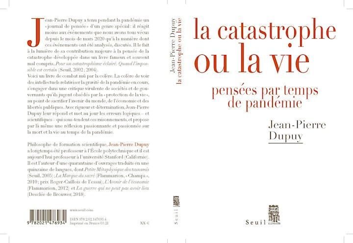 """Image pour """"Pour démonter les sophismes du covidoscepticisme""""  avec Jean-Pierre DUPUY"""