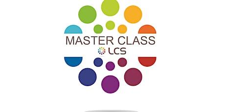 Master Class - Equipements en LRPG pour kératocônes et cornées irrégulières tickets