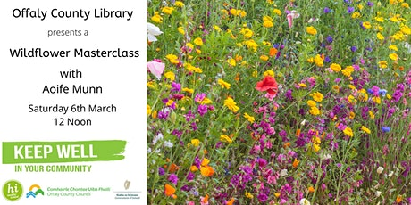 Wildflowers Masterclass tickets