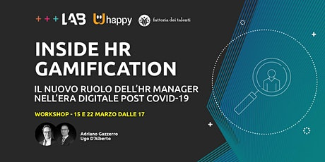 "Workshop ""Inside HR gamification"" tickets"