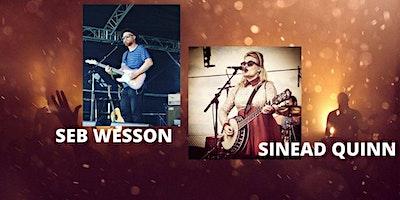 Seb Wesson & Sinead Quinn Duo