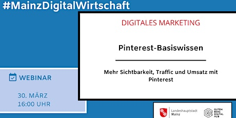 Pinterest-Basiswissen tickets