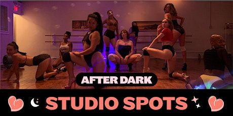 *IN STUDIO* AFTER DARK -MARCH PROGRESSIVE tickets
