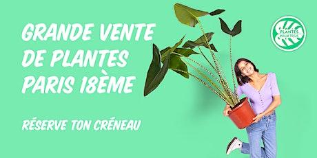 Grande Vente de Plantes - Paris 18 ème tickets
