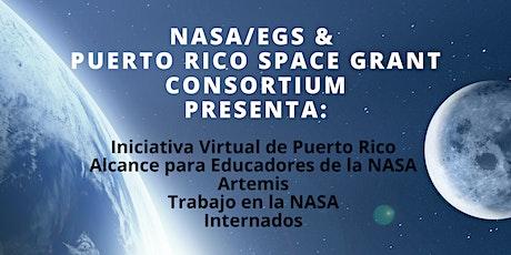 NASA/EGS & Puerto Rico Space Grant Consortium tickets