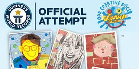 Easter Fundraising Workshop - Creative Face - Guinness World Record Attempt biglietti