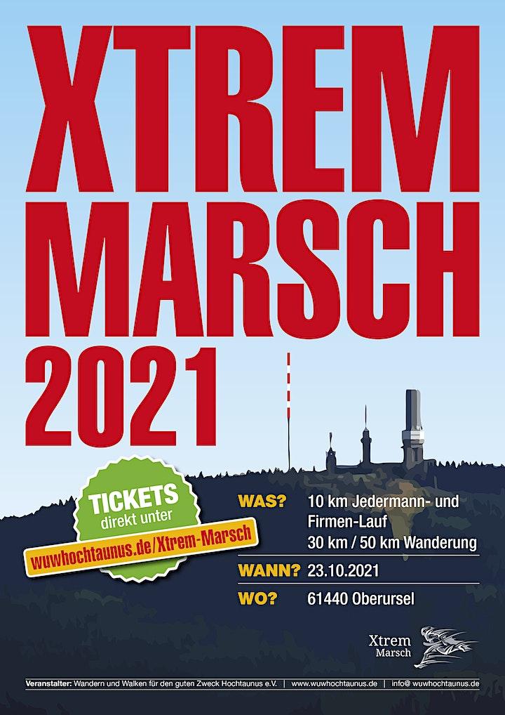 Xtrem Marsch - Das Wanderevent im Hochtaunus für den guten Zweck: Bild