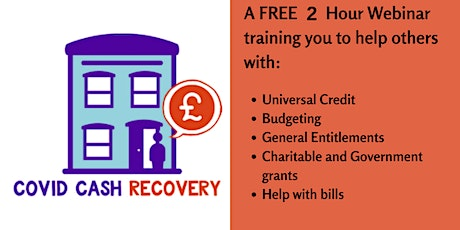 COVID Cash Recovery (West London Near Neighbours) tickets
