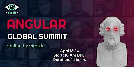 Angular Global Summit tickets