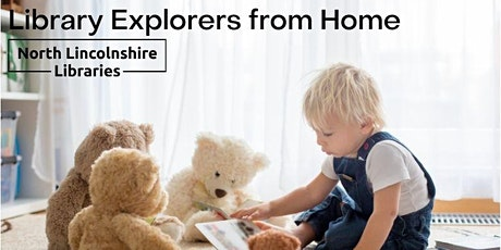 Library Explorers from Home tickets