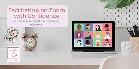Facilitate on Zoom with confidence - Birth Worker Edition tickets