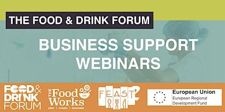 FDF Webinar  - Natasha's Law - Food Labelling Support tickets