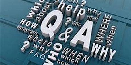 Appeer Parent/Carer Legal Q&A Session with Deborah Hay tickets