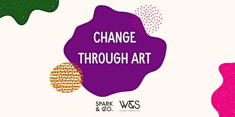 Change Through Art tickets