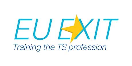 EU Exit - e-Commerce post transition inc e-Enforcement tips and techniques tickets