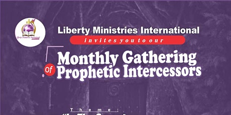 Gathering Of Prophetic Intercessors tickets