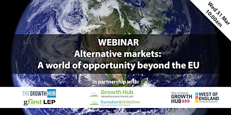Alternative markets: A world of opportunity beyond the EU tickets