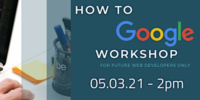 How to Google workshop – BeCode
