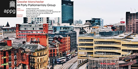 Levelling-Up Greater Manchester - Launch of Series tickets