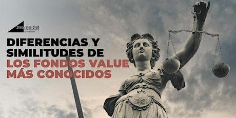 Diferencias y similitudes de los fondos Value más conocidos entradas