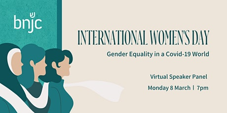International Women's Day 2021: Gender Equality in a Covid-19 World tickets