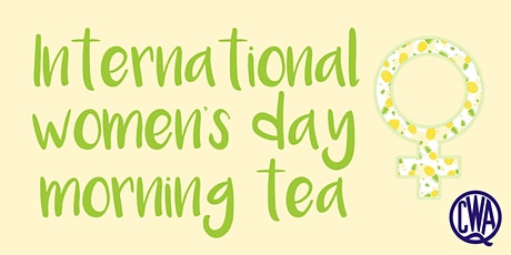 QCWA Beerwah International Womens Day Morning Tea tickets