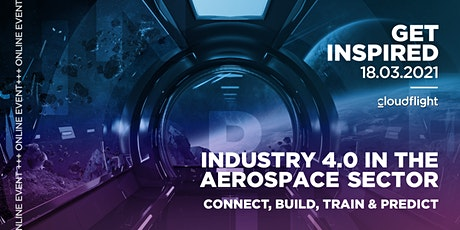Industry 4.0 in the Aerospace Sector - connect, build, train & predict bilhetes