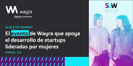 Scale Up Women 2021 entradas
