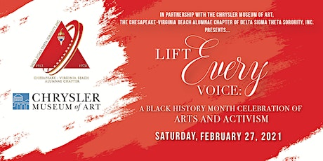Lift Every Voice: A Black History Month Celebration of Arts and Activism tickets
