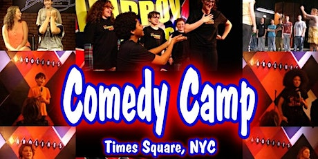 Summer Comedy Camp 2021 tickets