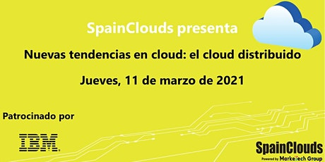 Nuevas tendencias en cloud: el cloud distribuido entradas