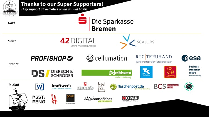 Startup Job Night Bremen | JOBS @ ELISE: Bild