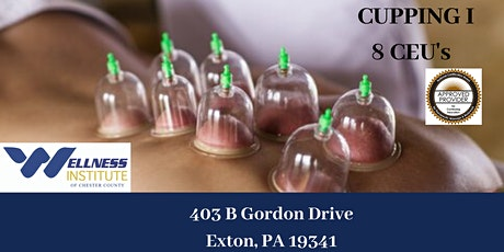 Foundations of Cupping tickets