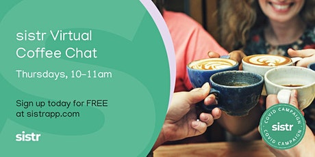 sistr Coffee Morning & Breath Work for Stress Tips tickets