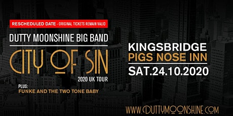 Dutty Moonshine Big Band tickets