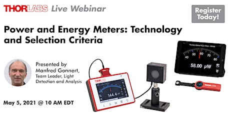Power and Energy Meters: Technologies and Selection Criteria tickets