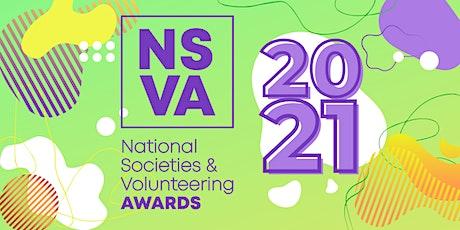 The National Societies & Volunteering Awards 2021 tickets