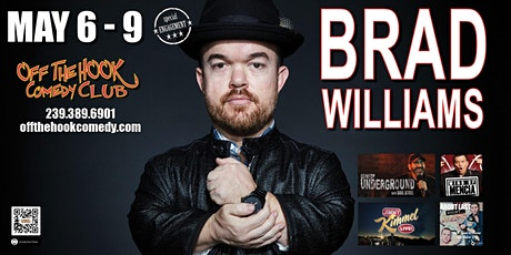 Comedian Brad Williams  live  in Naples, FL tickets