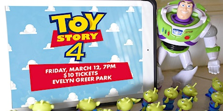 Movies on the Lawn presents Toy Story 4 tickets